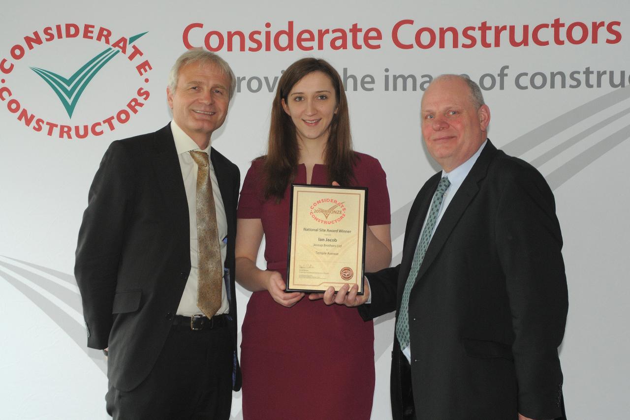 Considerate Contractors Award