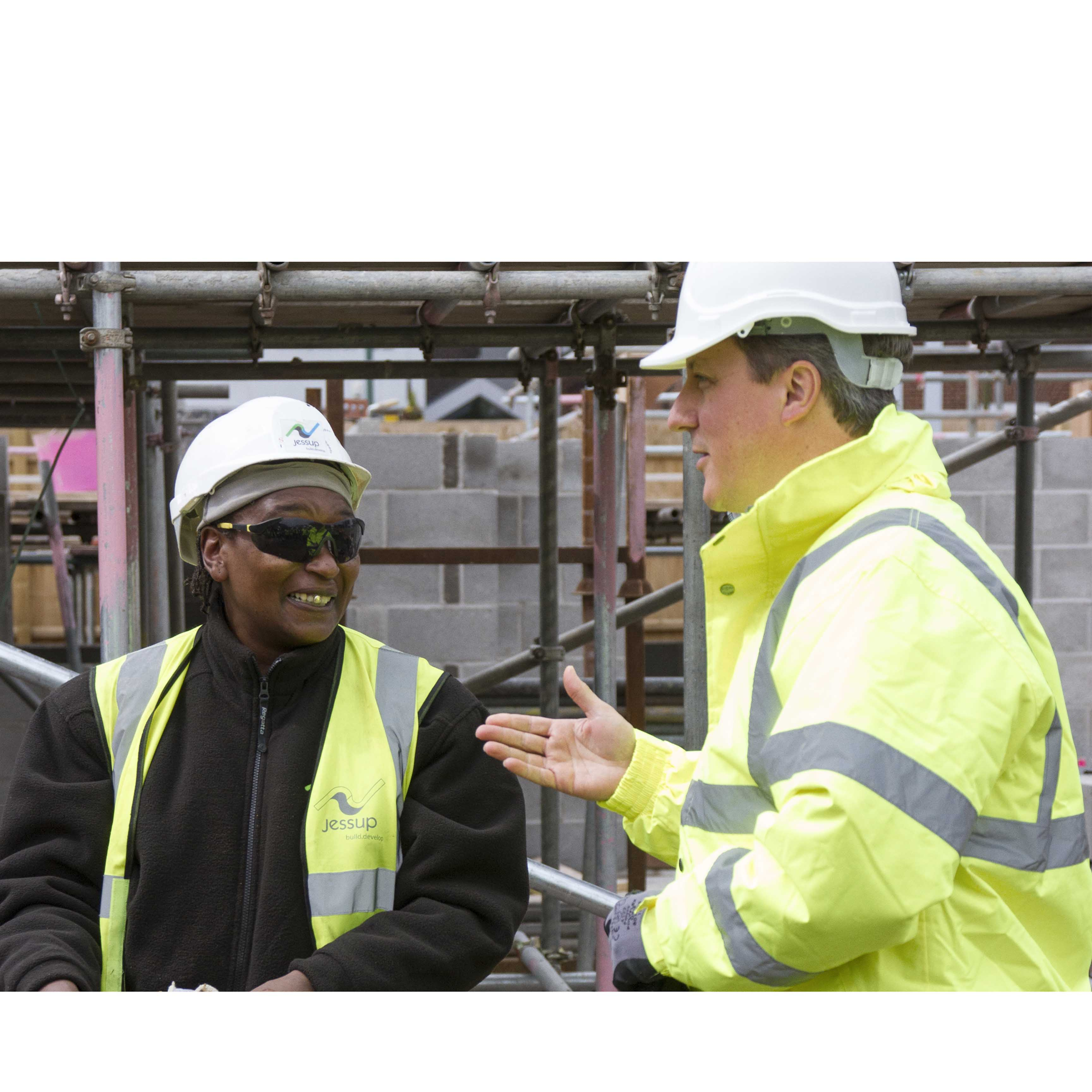 Prime Minister Parkgate Visit 02 05 14